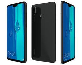 electronic 3D Huawei Y9 2019 Black