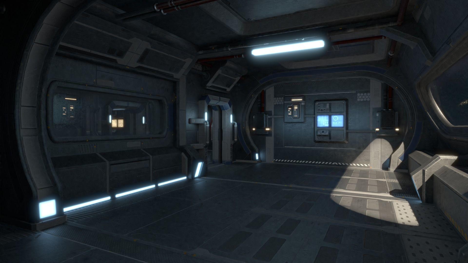 Intrepid spaceship