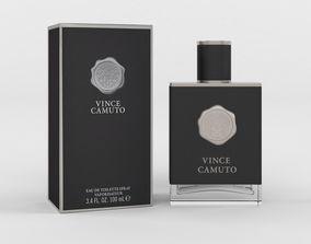 3D model Vince Camuto Eau De Toilette Spray for Men