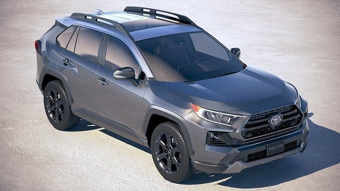 Toyota Rav4 Trd Off Road 2020 Pictures Information Specs