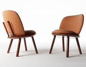 3D model Recreational chair