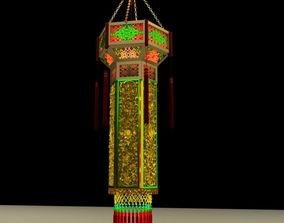 Chinese Palace Lantern 3D light