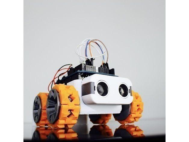 smars modular robot 3d model stl pdf ad_prt ad_asm ad_smp ad_pkg 1