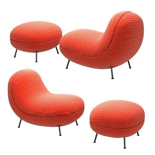 ba baba pouf fabric chair by jot jot  3d model 3d model max obj mtl fbx stl dwg 1