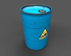 3D model Drum Barrel