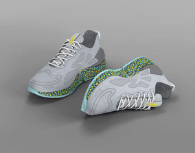 Puma - Speed Atmosphere - Shoes 3D model