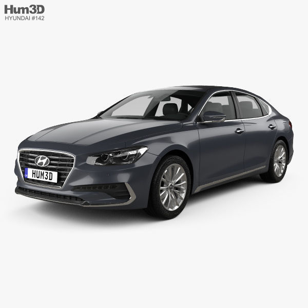 Hyundai Azera IG 2017
