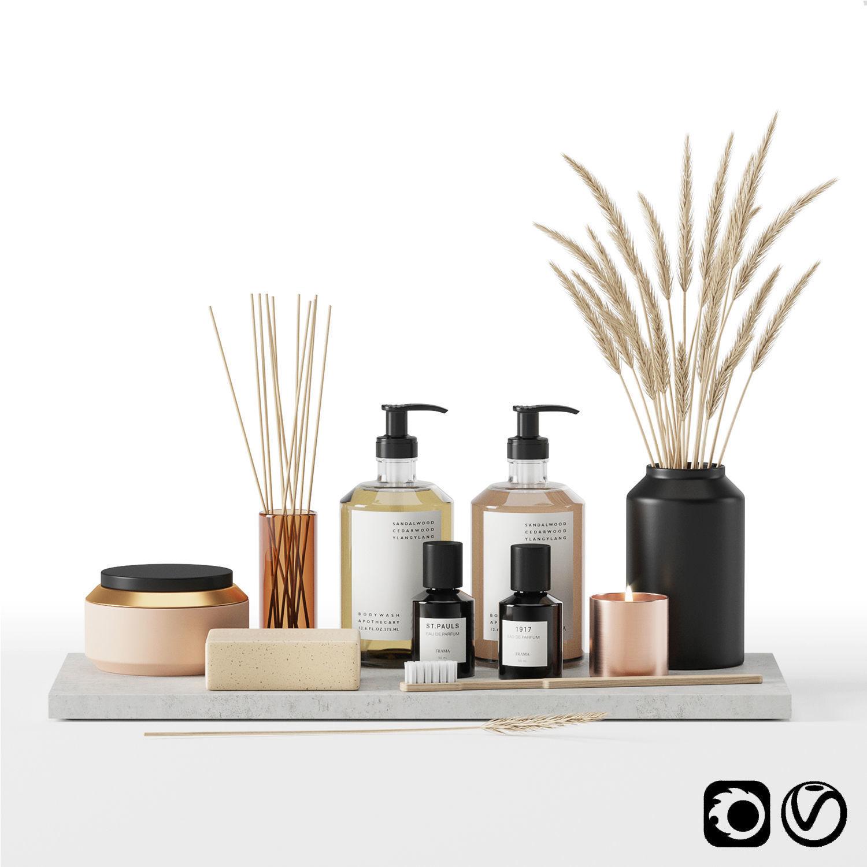 Bathroom set 01