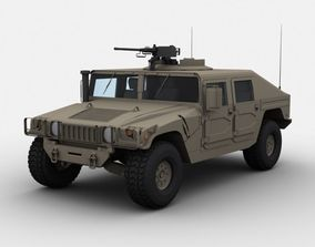 Military Hummer 3D