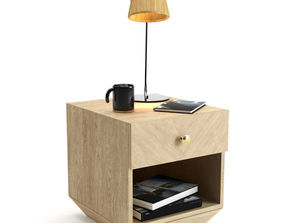 3D model Bedside and table lamp