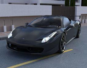 astro sport car 3D