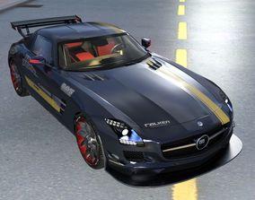 MTT sport car 3D model
