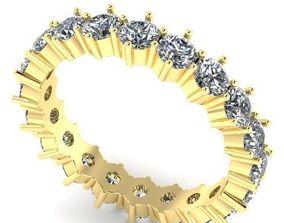 Beautiful female ring 89 3D printable model