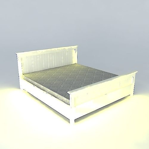 Bed sleep 3d model cgtrader for 3ds max bed model