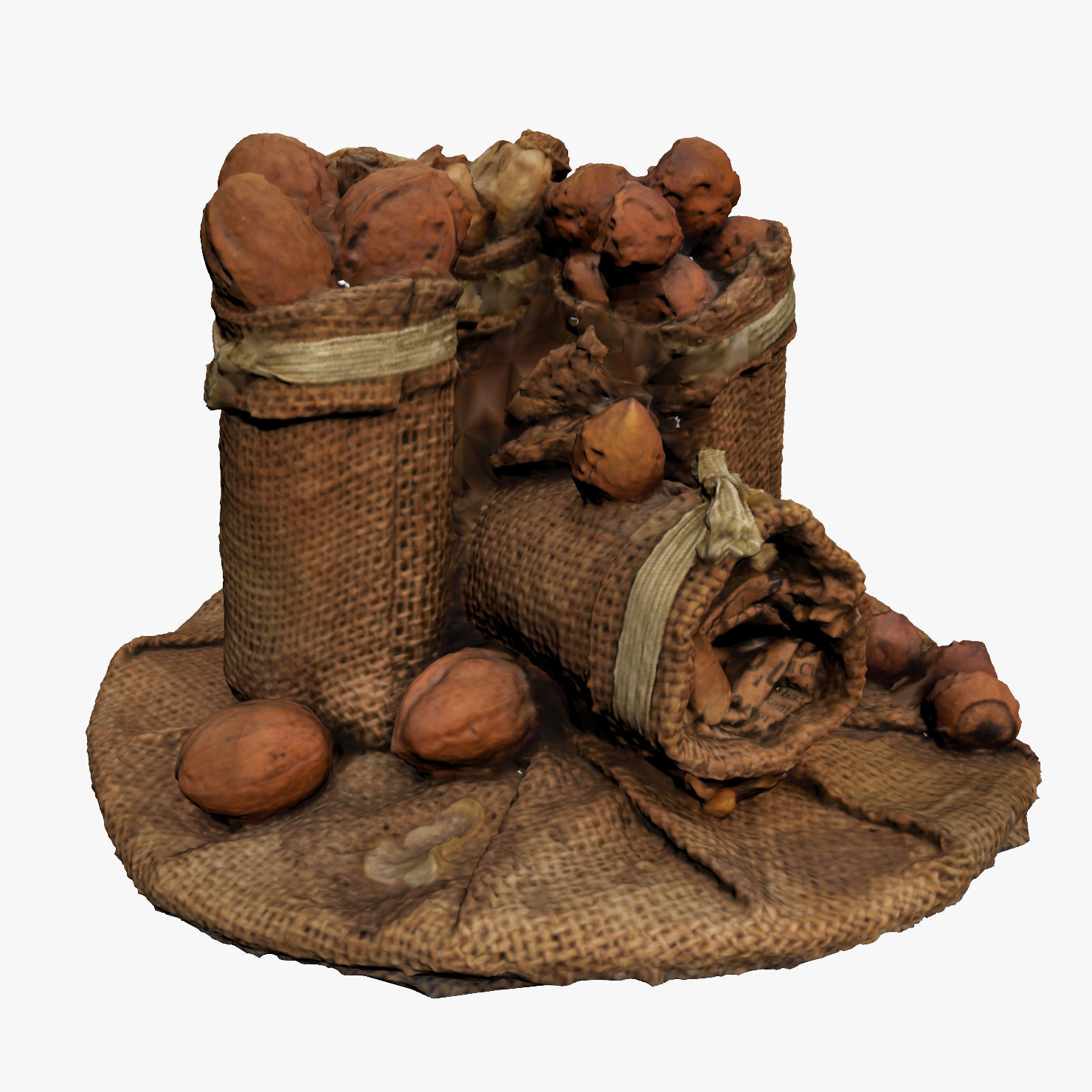Sack of Nuts