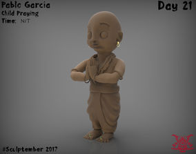 Tutorial and Model Little Buddha