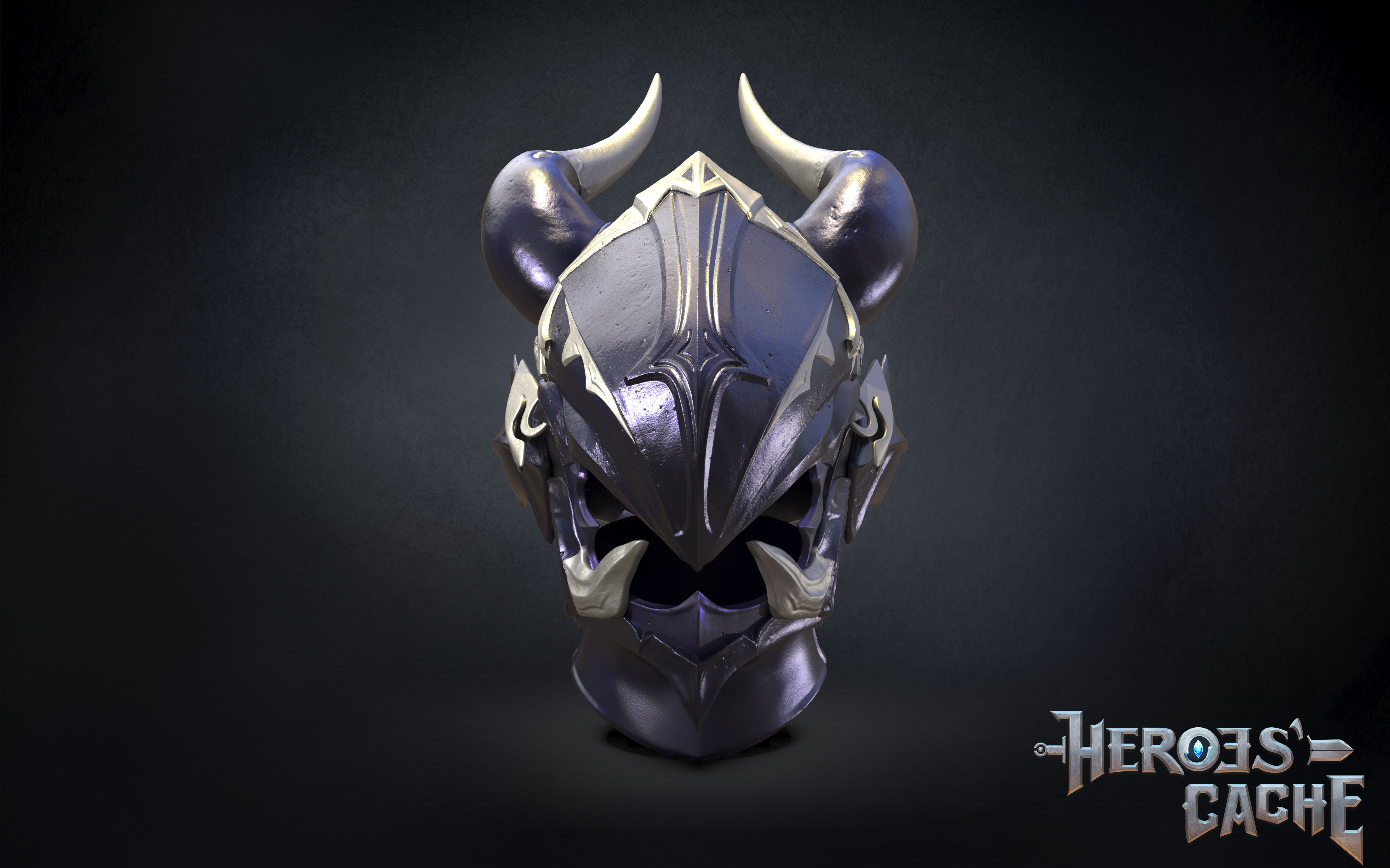 Final Fantasy XIV - Drachen Helmet