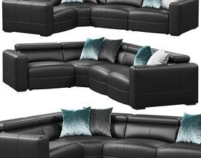 Natuzzi Balance sofa 3D model