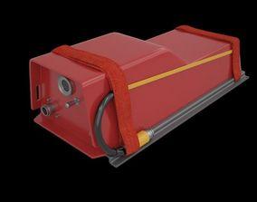 3D Emergency Locator Transmitter