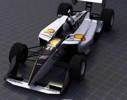 2006 champ shell miller team 3d model
