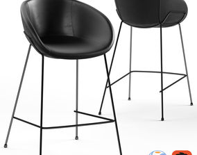 3D Globewest Duke Barstool