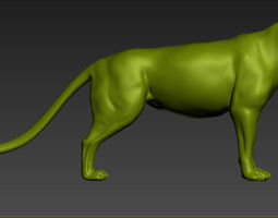 panther model
