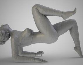 Strong Body 3D printable model