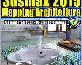 3ds max 2015 Mapping Architettura vol 33 Italiano cd
