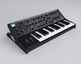 MOOG Subsequent 37 3D model