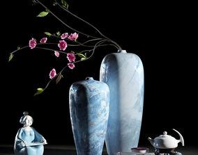 Decorative set 007 3D model