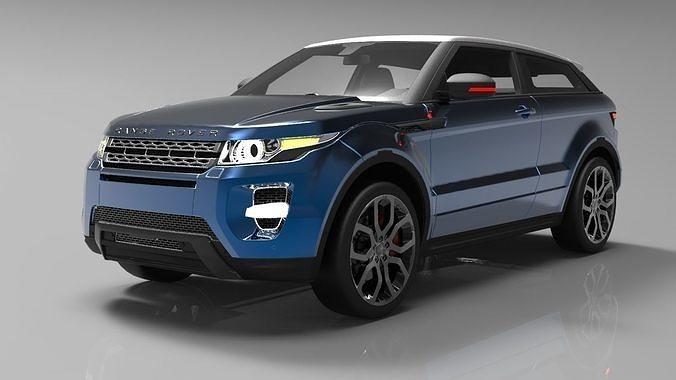 car vehicle automotive  sport muscle retro standard 3d model obj mtl bip 1
