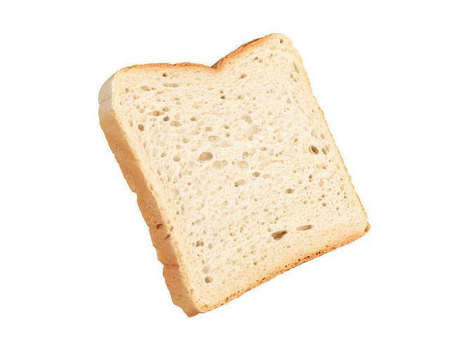 photorealistic toast 3d scan 3d model 3d model obj mtl fbx c4d 1
