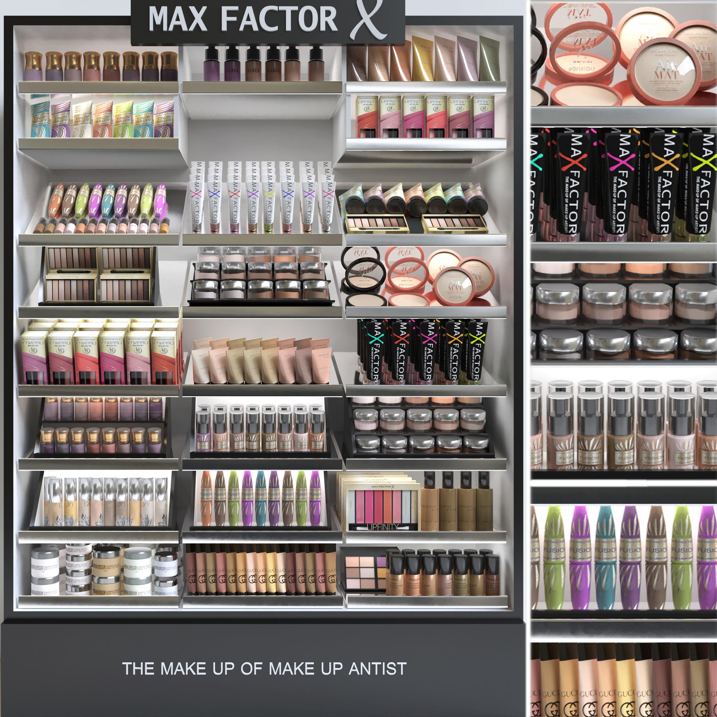 Cosmetic Set 5 Showcase