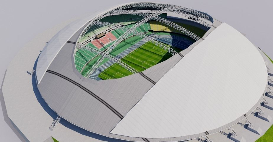 Oita Dome  Stadium - Japan