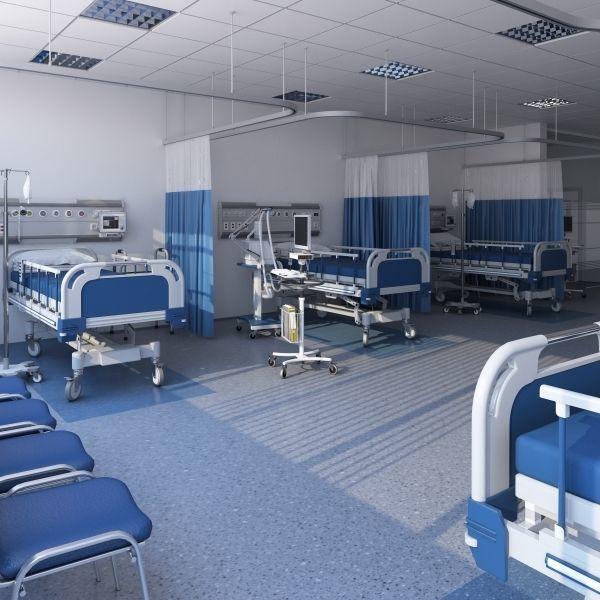 Big Patients Room
