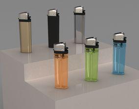 various 3D cigarette lighter