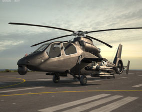 3D model Harbin Z-19