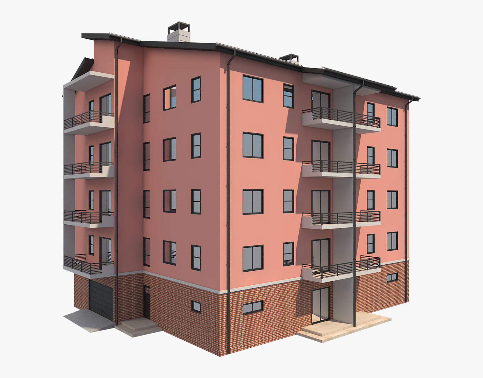 Apartment Building 10