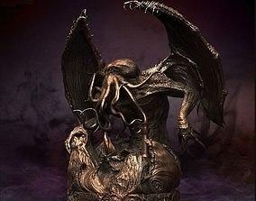 Monster Cthulhu 3D