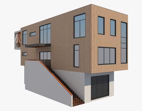 Modern House 6 3D