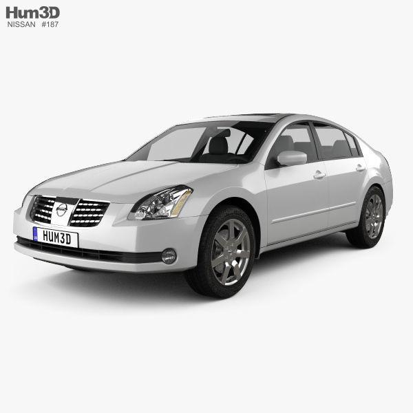 Nissan Maxima SL 2004