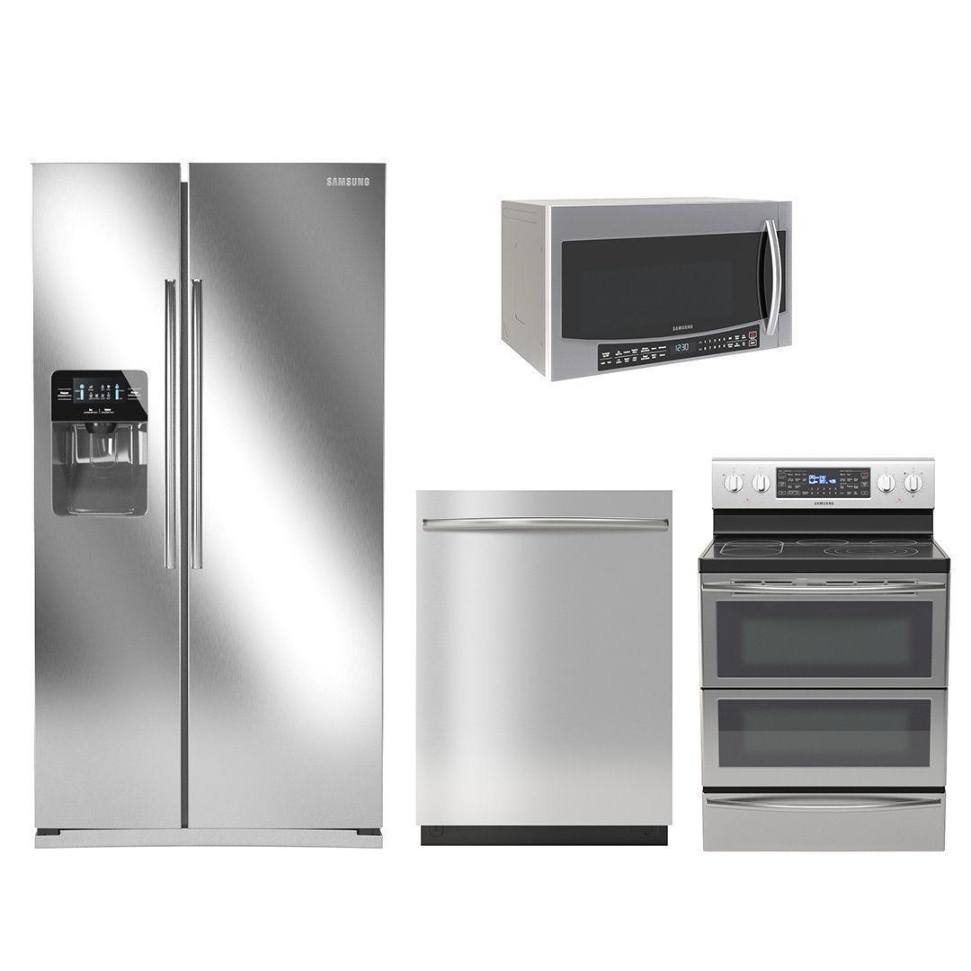 Samsung kitchen appliances | 3D model