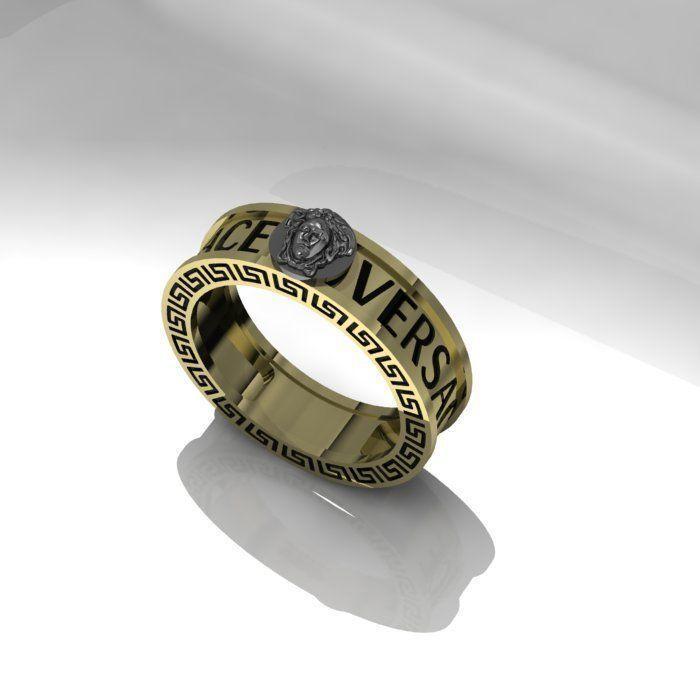 Versace Ring New