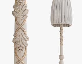 Savio Firmino Floor lamp 2056 3D