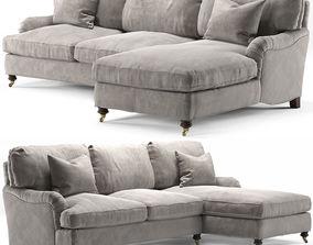3D model Brooke sofa - Robin Bruce