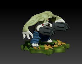 3D print model Gargomon