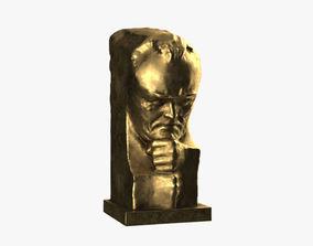 3D asset Sergey Pavlovich Korolev