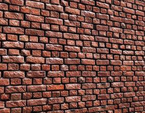Material of Brick Wall 3D