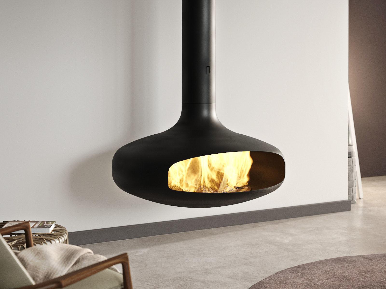 Domofocus Fireplace