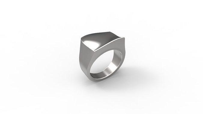 design ring 3d model 3dm 1